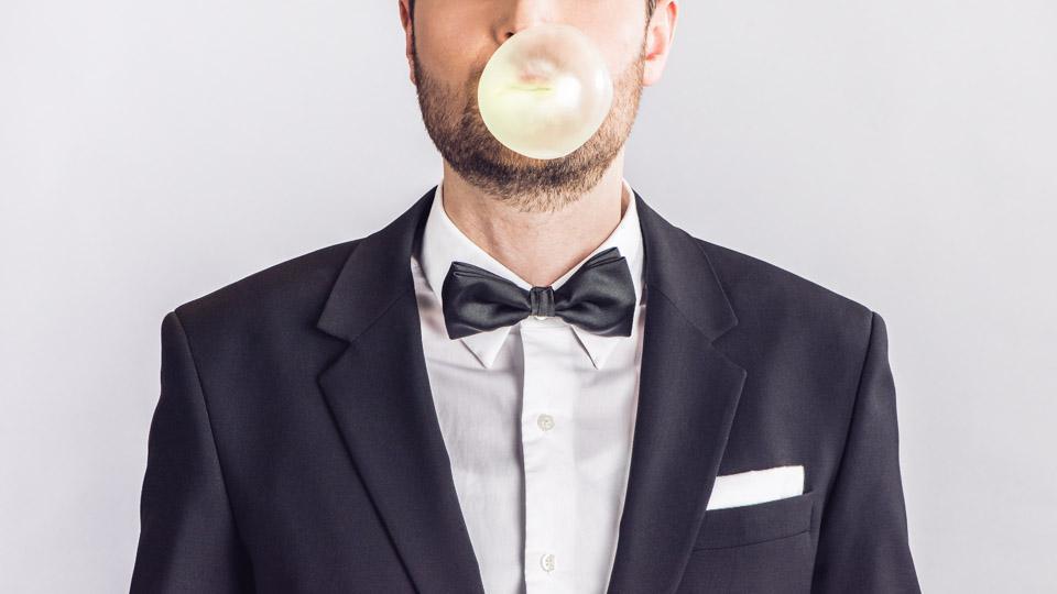 Ksylitoli ja purukumi sopivat kuivan suun hoitoon.