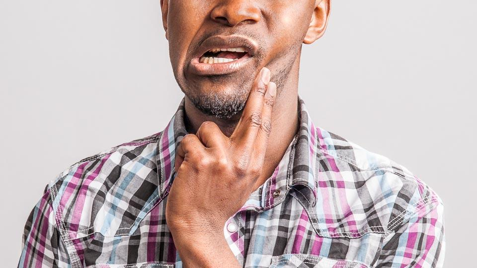 Stabilisaatiokiskoa eli hammaskiskoa käytetään narskuttelusta johtuvien leukaniveloireiden hoitamiseen.